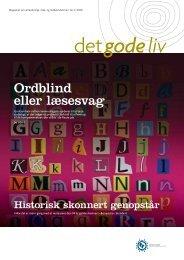 Ordblind eller læsesvag - Forside | kenderdudet.dk