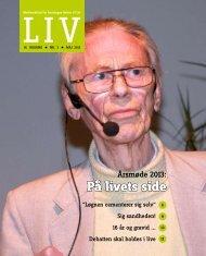 Maj 2013 - Retten til liv
