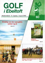 i Ebeltoft - Ebeltoft Golf Club