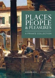 Places, People and Pleasure - Colnaghi