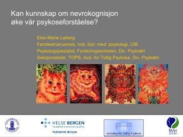 Ingen lysbildetittel - Oslo universitetssykehus