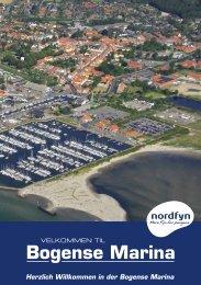 Faciliteter i Bogense Havn og Marina - Nordfyns Kommune