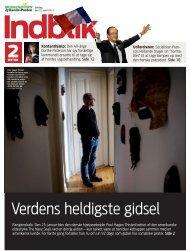 Verdens heldigste gidsel - Øjvind Kyrø