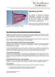 Nyhedsbrev juli 2012 som PDF - DanRevision