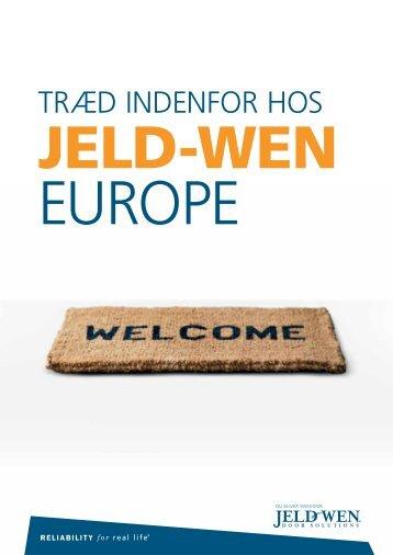 konceptfolder - Jeld-Wen
