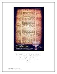 Hva alle kristne bør vite om opprinnelsen til deres tro Bibelstudier ...