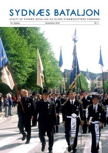Sommeren 2010 42. årgang Nr. 1 - Sydnæs Bataljon
