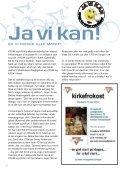 Foreningsnyt - KFUM og KFUK i Ikast - KFUM og KFUK i Danmark - Page 6