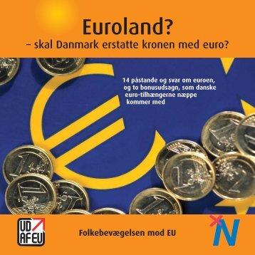 Euroland? - Folkebevægelsen mod EU