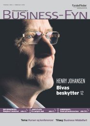 HENRY JOHANSEN - Business-Fyn