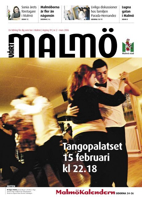 Tangopalatset 15 februari kl 22.18 - Malmö stad