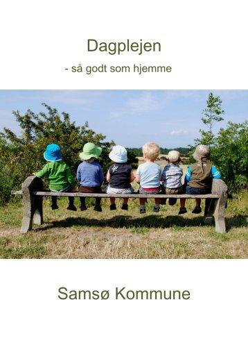 Virksomhedsplanen - Samsø Kommune