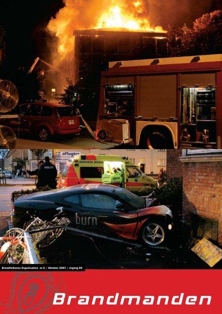 Brandfolkenes Organisation nr.5 / Oktober 2007 / årgang 85