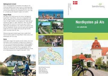 Nordkysten på Als - Dansk (folder) - Sønderborg Kommune