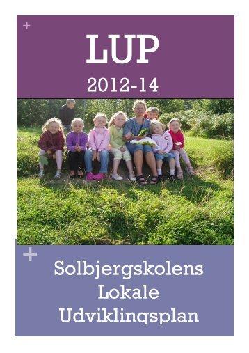 LUP - brochure - Solbjergskolen