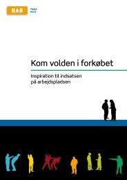 Kom volden i forkøbet - Karen Krarup