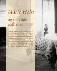 Marie Holst - Siden Saxo