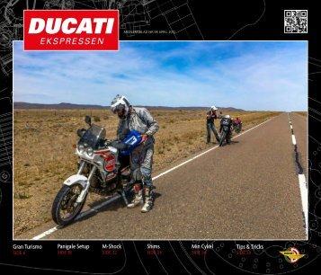 jOHNNY LAuTRuP LINdHARdT - Ducati Klub Danmark