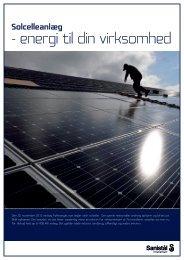 - energi til din virksomhed