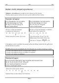 Median, kvartiler, boksplot og sumkurver - Page 2