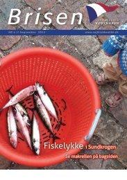 Fiskelykke i Sundkrogen - Sejlklubben København