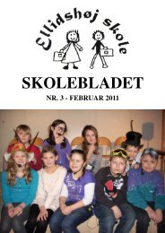 Februar 2011 - Ellidshøj Skole