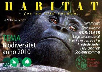 HABITAT-2_December-2010 - Danish Zoological Society