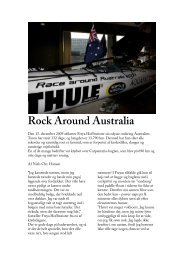 Rock Around Australia