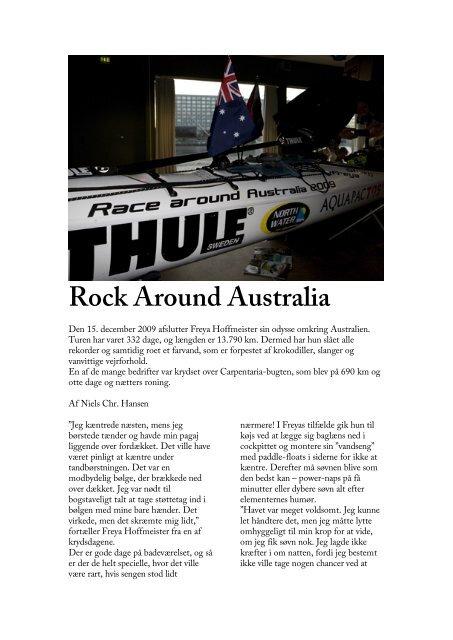 Rock Around Australia