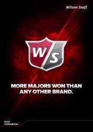 Wilson Katalog 2013 (PDF) - Belle Logo GmbH