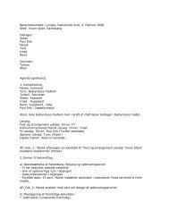 ltk referat bestyrelsesmoede 6-feb-2008.pdf - Lyngby Taekwondo Klub