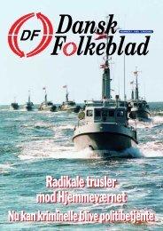 Dansk Folkeblad #1 1999 - Dansk Folkeparti