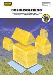 Teori termisk isolering - Glava