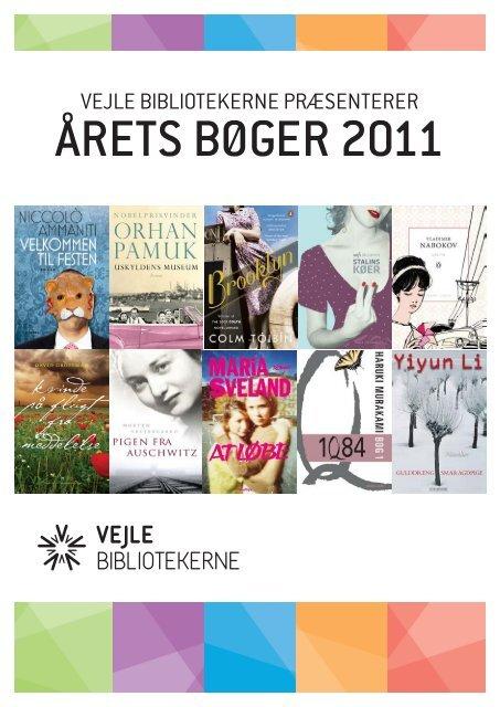 ÅRETS BØGER 2011 - Vejle Bibliotekerne