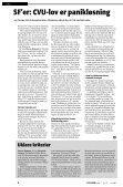 Professorabel men uden titel - FORSKERforum - Page 6
