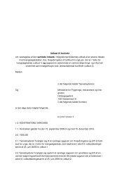 Udkast til kontrakt om varetagelse af den samlede ... - Ny i Danmark