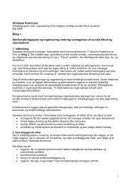 Bilag 1.pdf - Gladsaxe Kommune