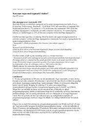 Kan man regne med regneark i skolen.pdf - INFA