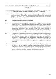 Se Bestemmelser for konstruktion, fremstilling, eftersyn og ... - Politi