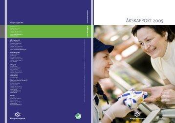 ÅRSRAPPORT 2005 - Norgesgruppen