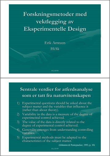design - Erik Arntzen