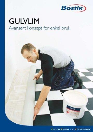 Bostik - Gulvlim - Sem Bruk AS