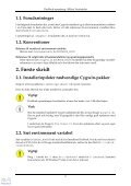 DocBook-opsætning i Mikro Værkstedet - OASIS Mailing List Directory - Page 2