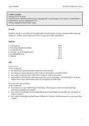Fagmodulplan for Ledelse i praksis - SVUF