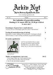 35 2012-1 (PDF) - Vinderup Egnshistoriske Forening