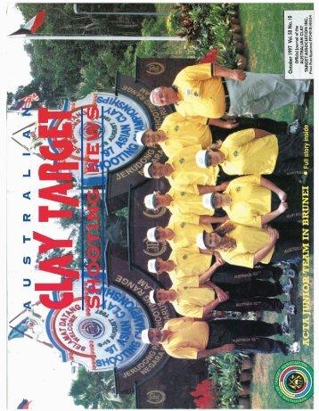 1997 - Australian Clay Target Association