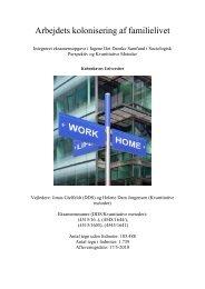 Arbejde og familieliv.pdf - sociologisk-notesblok