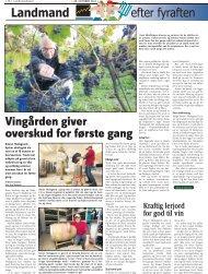 landbrug avis
