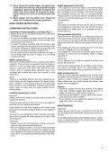 GB Cordless Stapler Instruction Manual F Agrafeuse sans fil ... - Makita - Page 5