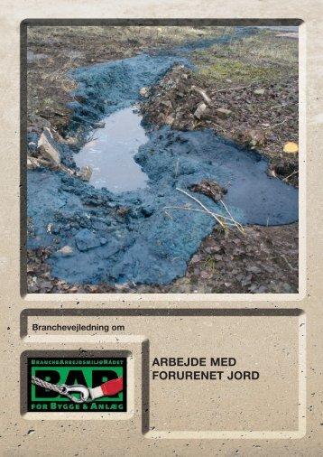 58. 45. Hent Arbejde med forurenet jord - BAR Bygge & Anlæg